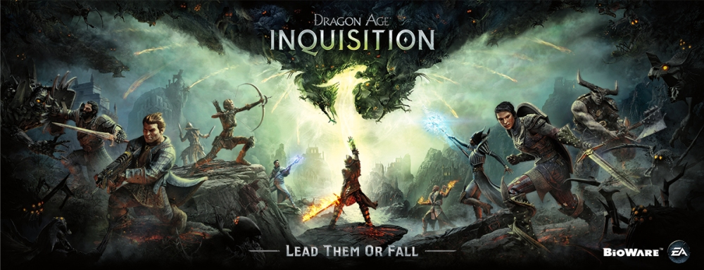 Dragon Age: Inquisition (1/6)