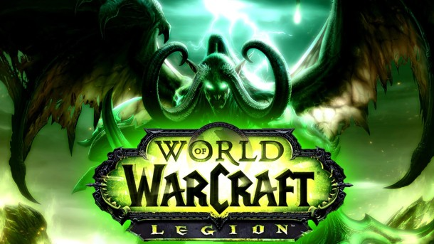 Legion wallpaper