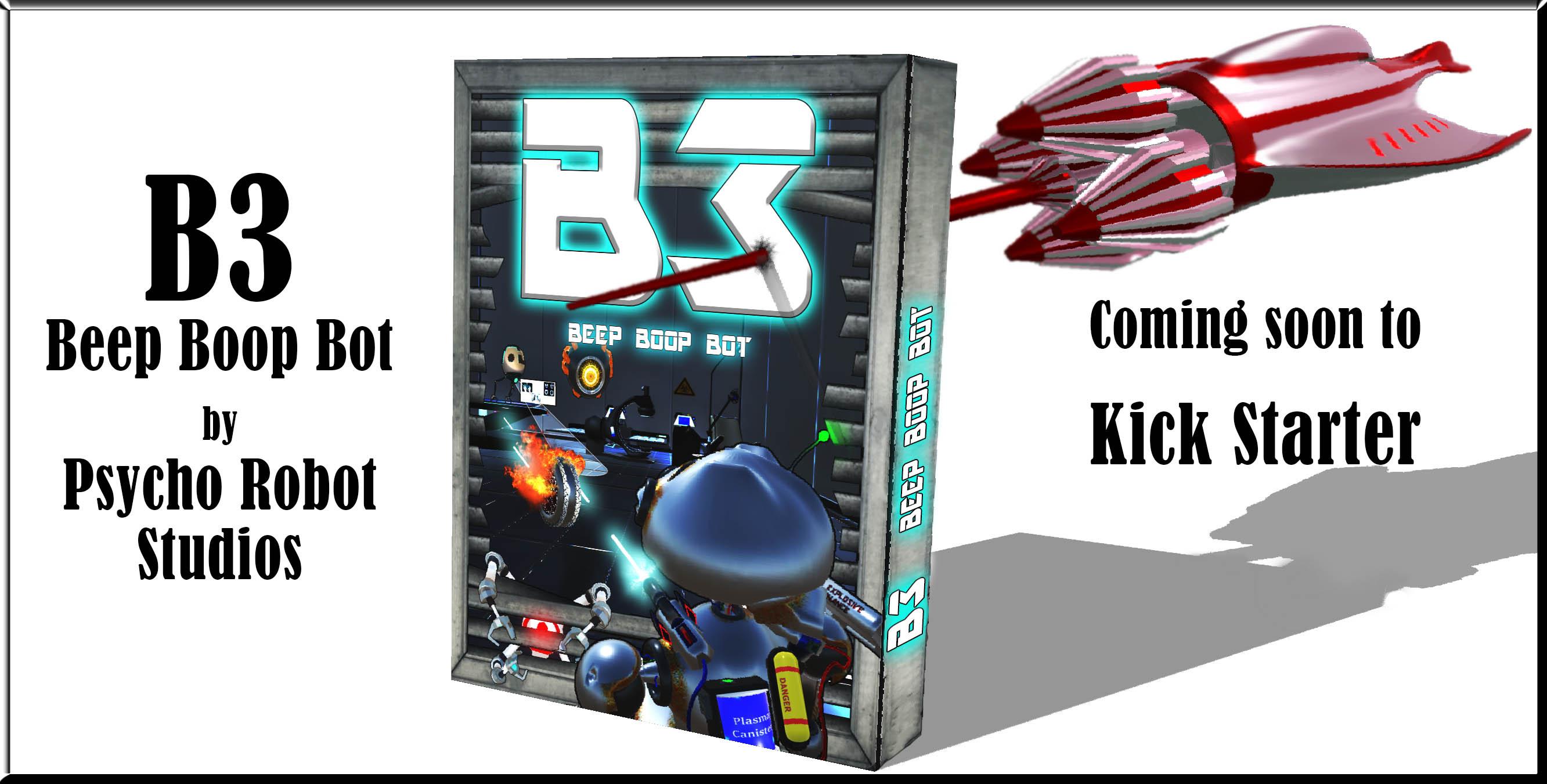 B3 Box Kickstarter