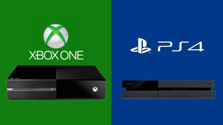 Xbox-One-PlayStation-4