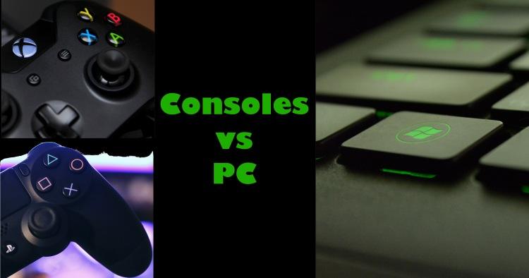 consoles v pc
