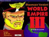 world-empire-iii-windows-3-x-screenshot-the-game-s-title-screen