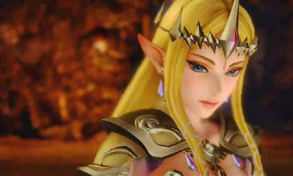 Zelda and link hookup