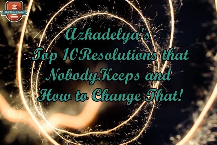 top 10 resolutions